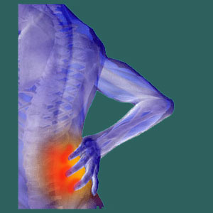 Oxygen Deprivation Sacroiliac Pain